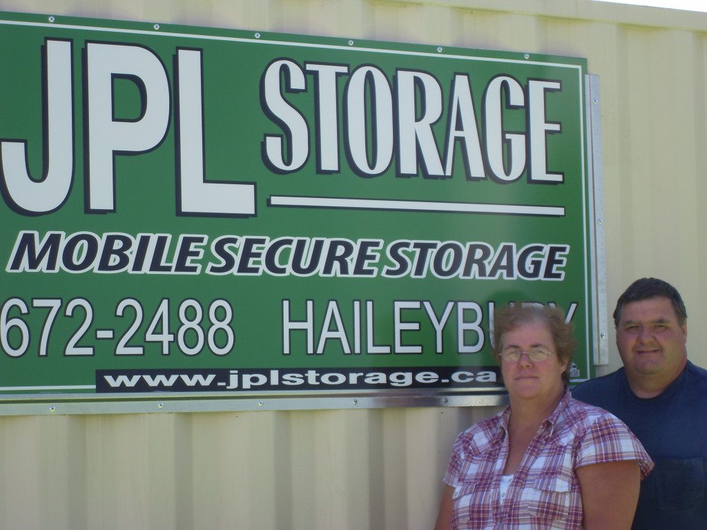 Peter and Janice LaRocque owners of JPL Storage. Our mission is to provide convenient, economical, stress free storage solutions to the residential and business communities.